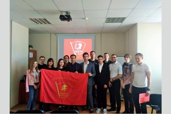 Активисты краевого отделения ЛКСМ РФ обсудили итоги своей работы на президентских выборах и предстоящие задачи