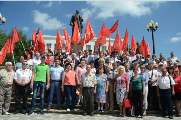 Делегация краевого отделения КПРФ приняла участие в межрегиональном фестивале «Пушкинские дни на Северном Кавказе» на Ставрополье