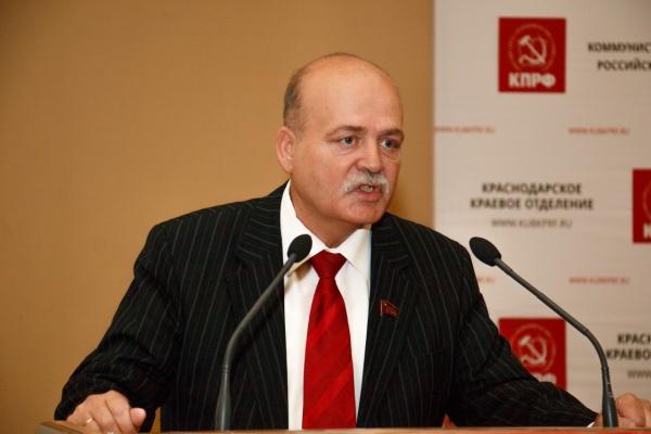 Белореченск: на сессии районного Совета коммунисты-депутаты выступили против антинародной «пенсионной реформы»