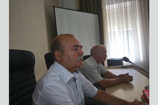Белореченск: встреча коммуниста-депутата с ветеранами