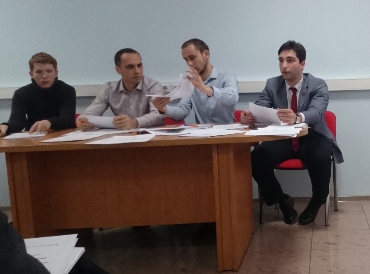 Кубанские комсомольцы обсудили текущие вопросы своей работы